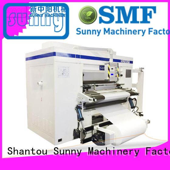 roll slitting machines gantry for factory Sunny