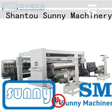 Sunny line slitter rewinder machine wholesale bulk production