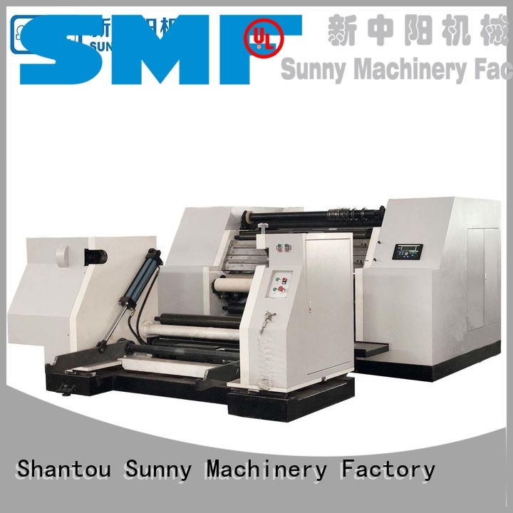Sunny thermal slitting rewinding machine customized at discount