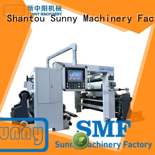Sunny high quality slitting rewinding machine wholesale for factory