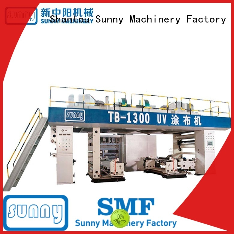Sunny tb1300 extrusion coating lamination plant supplier for factory