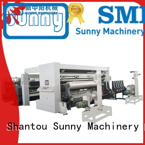 stations paper slitter high speed for production Sunny