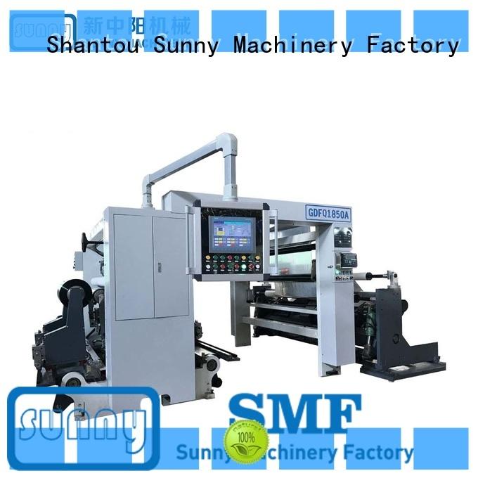 gantry plastic slitting machine manufacturer for factory Sunny
