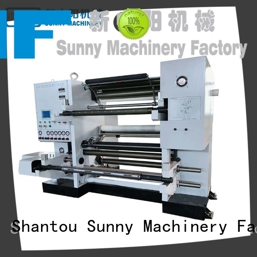 low cost slitting machines film customized for sale