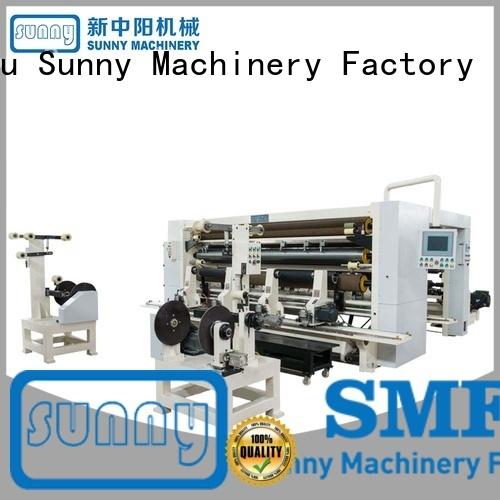 Sunny Sunny rewinding machinery customized bulk production