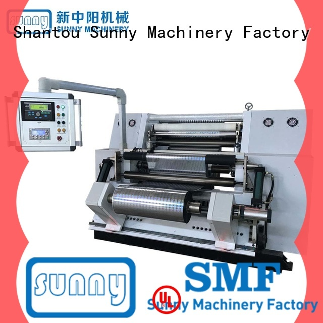 Sunny high quality rewinder slitter wholesale for production