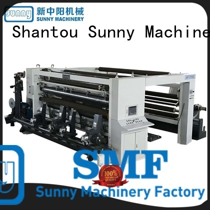 horizontal rewinder slitter machine roll manufacturer for sale