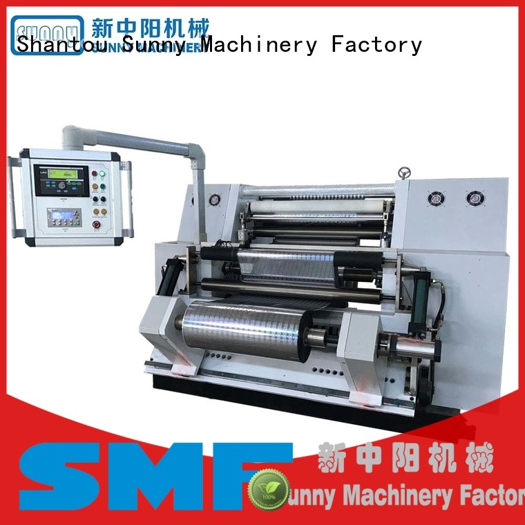 Sunny quality slitter rewinder customized for factory