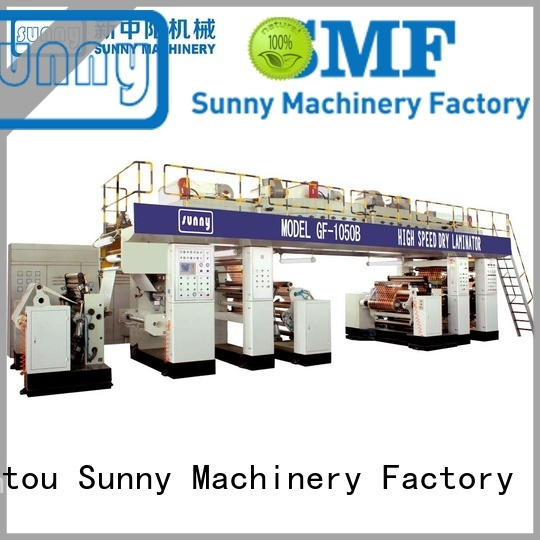 dual extrusion laminating machine paper manufacturer for laminating