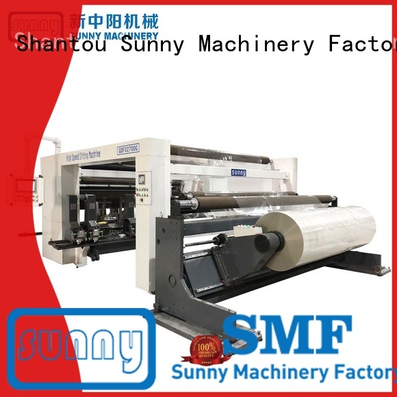 Sunny high quality slitting line machine manufacturer production