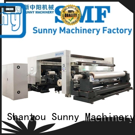 Sunny Sunny slitting rewinding machine customized at discount