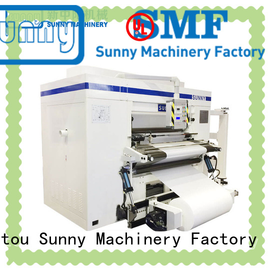 Sunny thermal rewind slitting machines supplier at discount