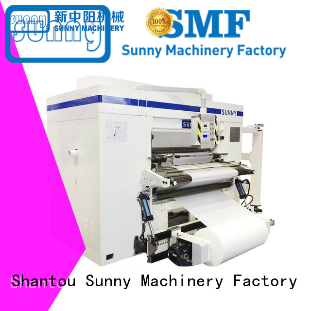 Sunny Sunny slitting machines supplier for factory