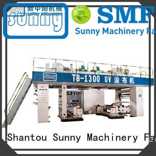 Sunny printing dry laminating machine wholesale for production