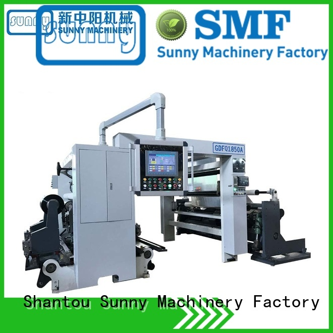 model rewinder slitter machine manufacturer at discount