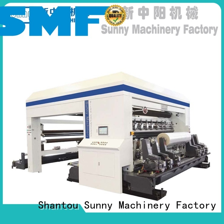 Sunny thermal rewind slitting machines manufacturer at discount
