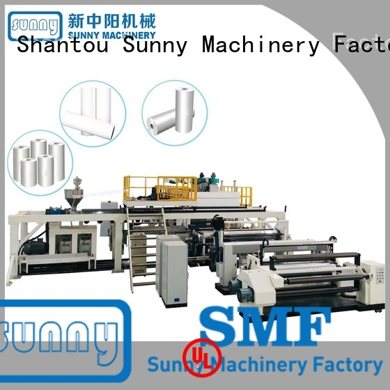Sunny unwind extrusion coating lamination plant manufacturers screw for laminating