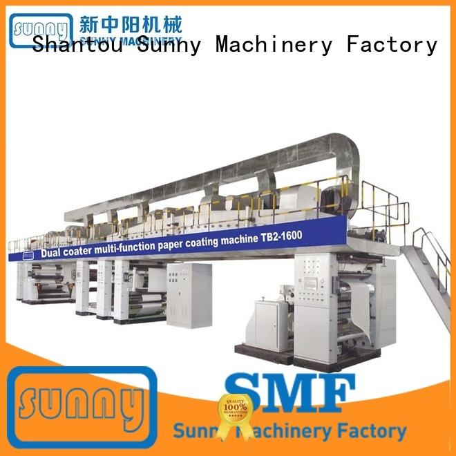 Sunny unwind lamination coating machine supplier for laminating