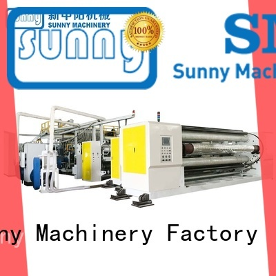 cpp cast film machine supplier for industry Sunny