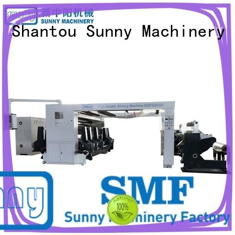 Sunny film rewinding machinery wholesale bulk production