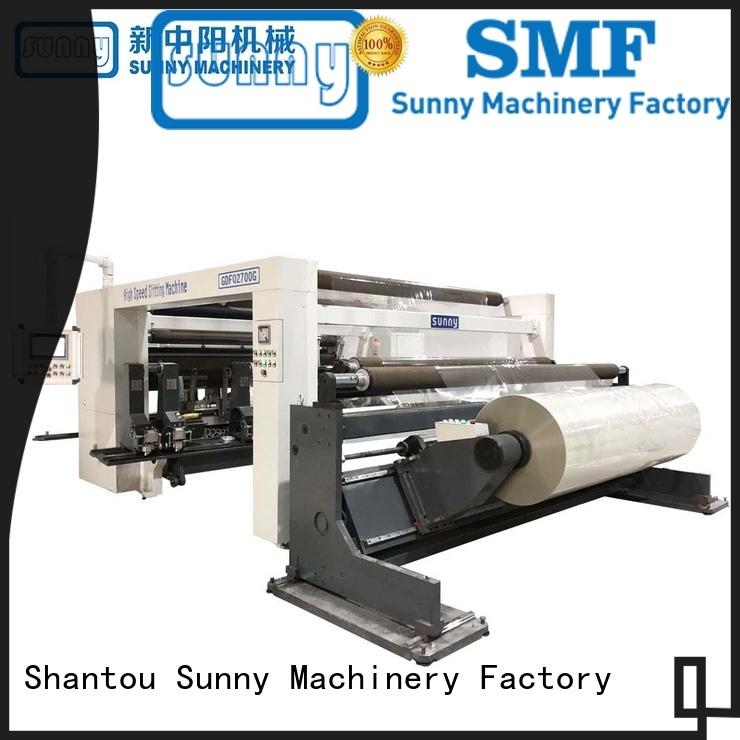 gantry paper slitter rewinder manufacturer for factory Sunny