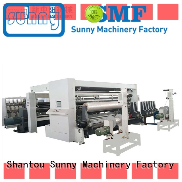 quality unwind rewind machine supplier for factory Sunny