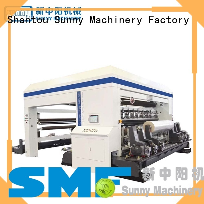 high quality rewinding machinery line supplier at discount