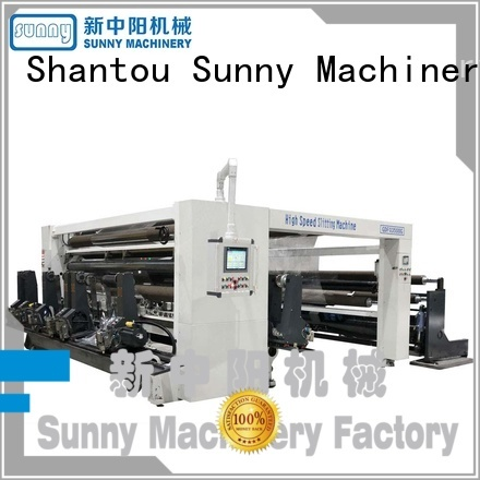 Sunny thermal slitting rewinding machine wholesale at discount