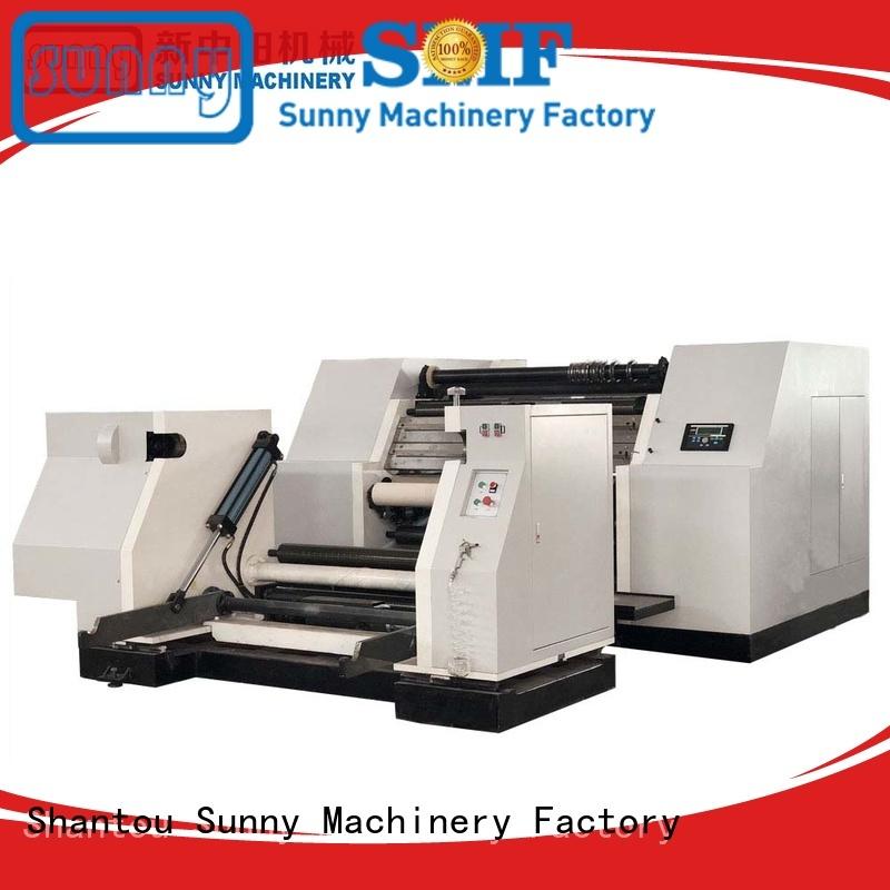 Sunny rewinder slitter gftw900d3 manufacturer for factory