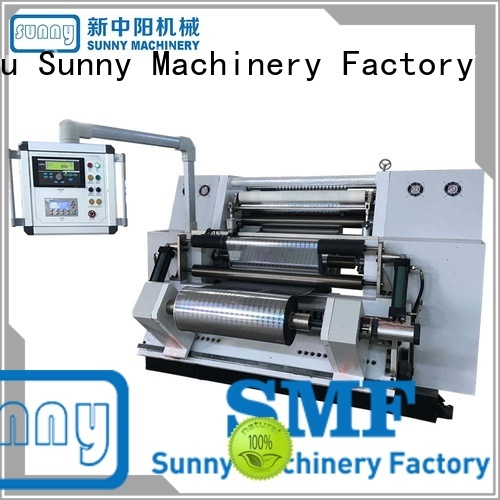 Sunny quality slitter rewinder machine customized bulk production