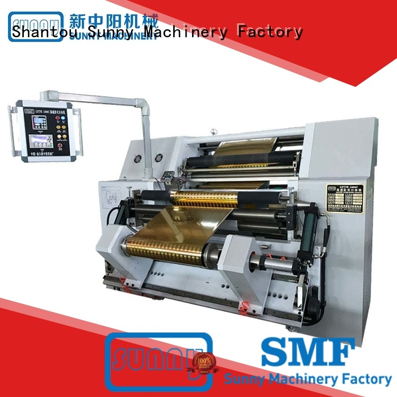 Sunny line slitting machines customized for sale