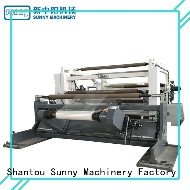 thermal slitting and rewinding machine film wholesale at discount