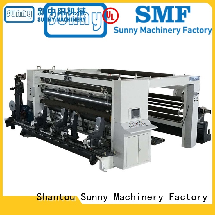 stations rewind slitting machines roll for sale Sunny