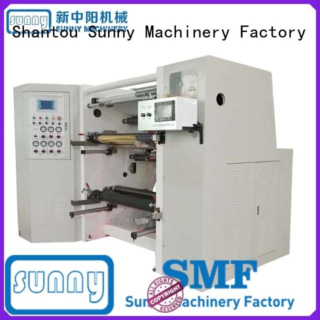 Sunny gantry rewind slitting machines supplier for sale