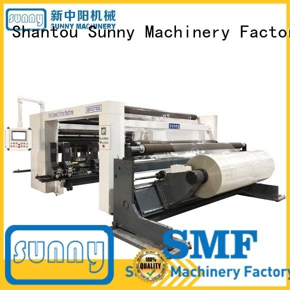 digital rewinder slitter roll supplier for factory