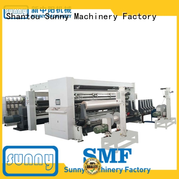Sunny rewind slitting machines customized at discount