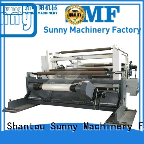 high quality rewinding machinery machines supplier bulk production