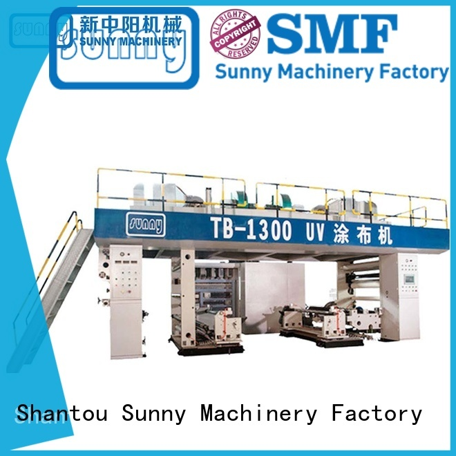 Sunny tb21600 extrusion coating lamination machine supplier for laminating