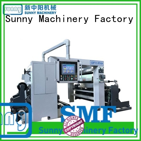 Sunny thermal slitting machines wholesale at discount