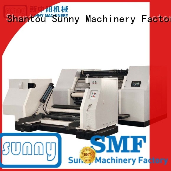Sunny quality slitter rewinder machine manufacturer for factory