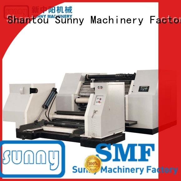 Sunny quality slitter rewinder machine manufacturer for factory