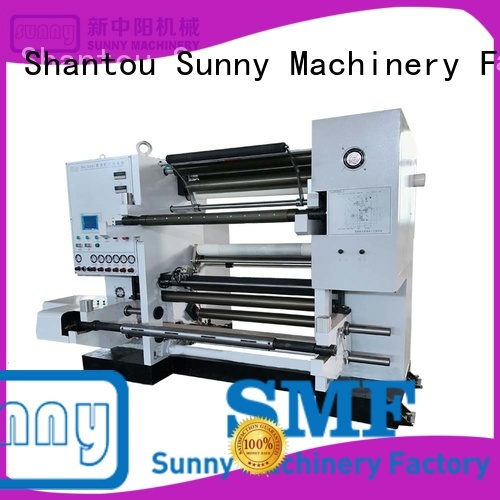 Sunny digital rewinder slitter customized at discount