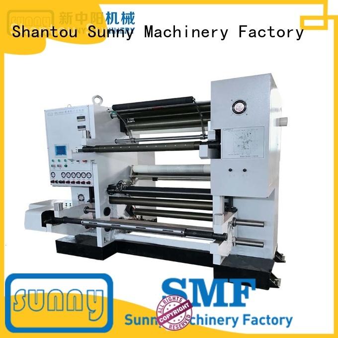 jumbo rewinder slitter roll manufacturer for factory