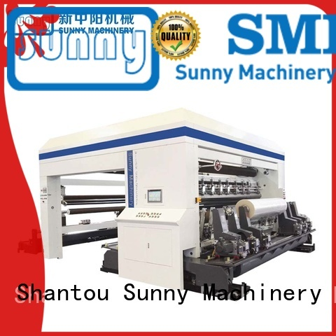 film rewinder machine film for production Sunny