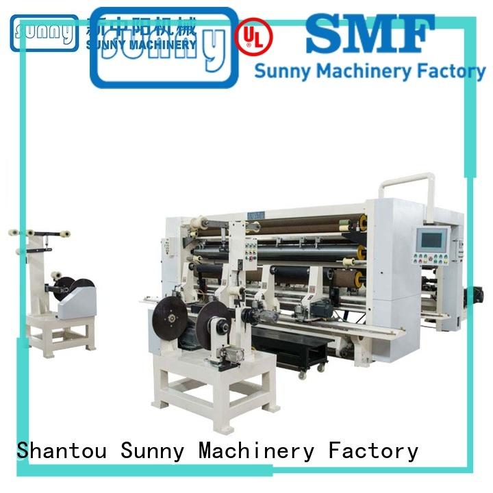 digital slitting rewinding machine film manufacturer for factory