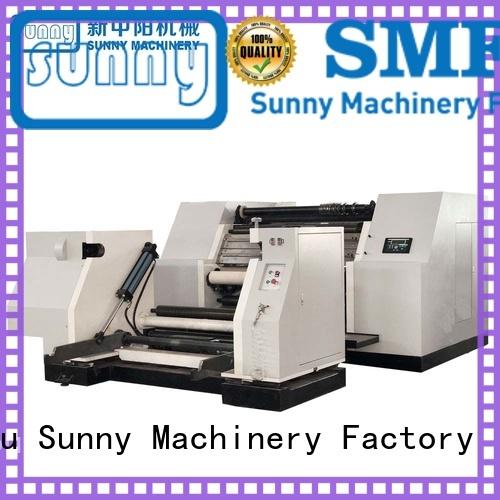 jumbo slitting rewinding machine model supplier for sale