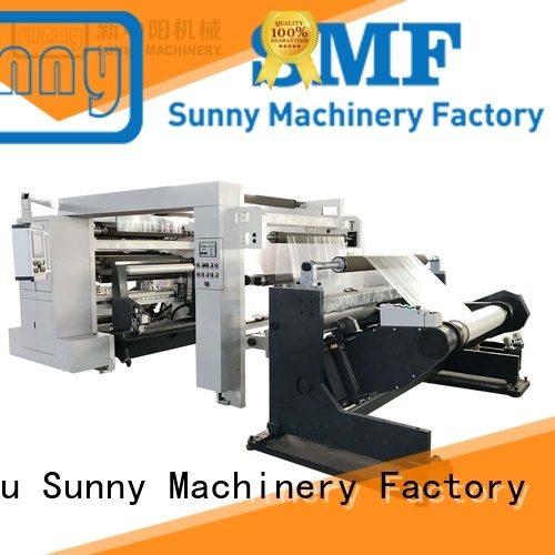 Sunny slitter slitting machines customized for sale