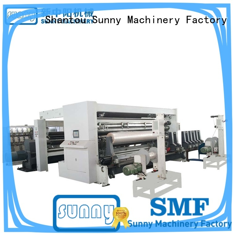 Sunny stations slitter rewinder machine wholesale bulk production