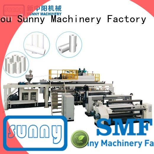 single pp non woven extrusion machine wholesale for packaging Sunny
