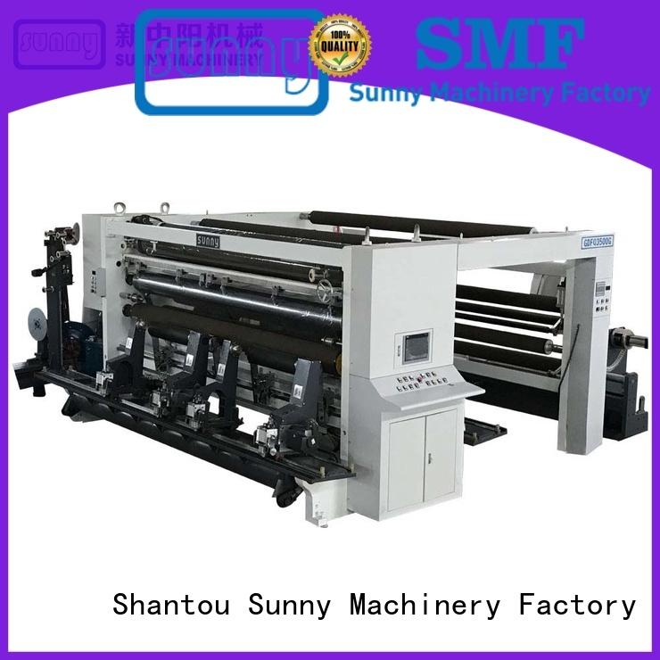 Sunny quality slitter rewinder supplier for sale